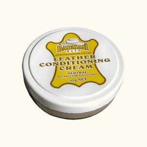Barmah Leather Conditioning Cream - Clear