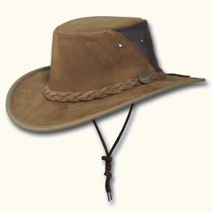 The Squashy T3 Traveller Hat by Barmah
