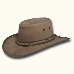 The Squashy Bronco Cooper Hat by Barmah